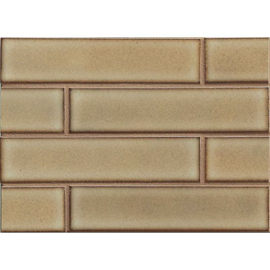 Bedrosians 2x8 Staggered Joint Mosaic Ravine