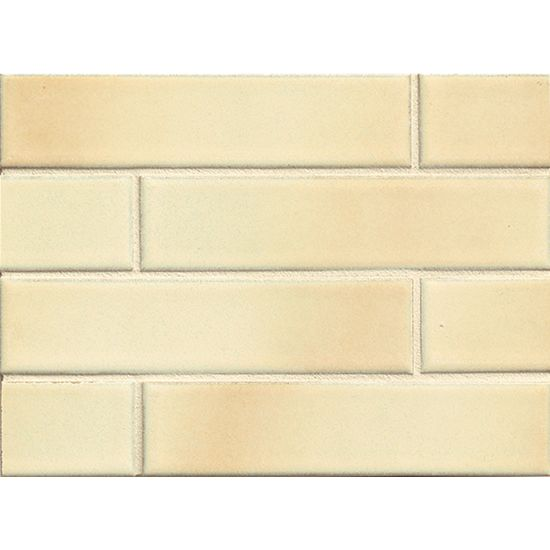 Bedrosians 2x8 Staggered Joint Mosaic Sand
