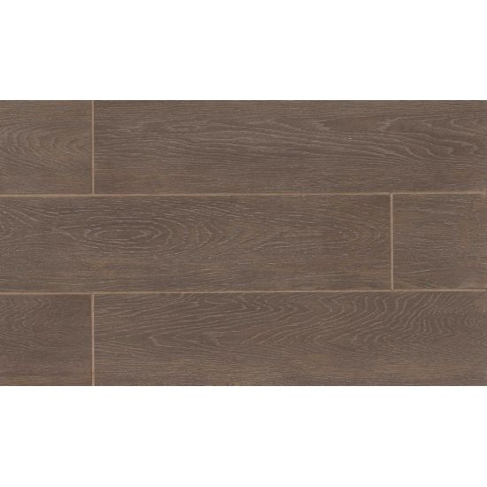 ALLWAYS TILE 8X48 IN PIER WALNUT