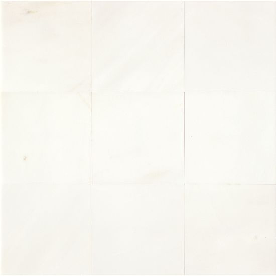 "Bedrosians  Blizzard White Series 12"" x 12"" Tile in Blizzard White"