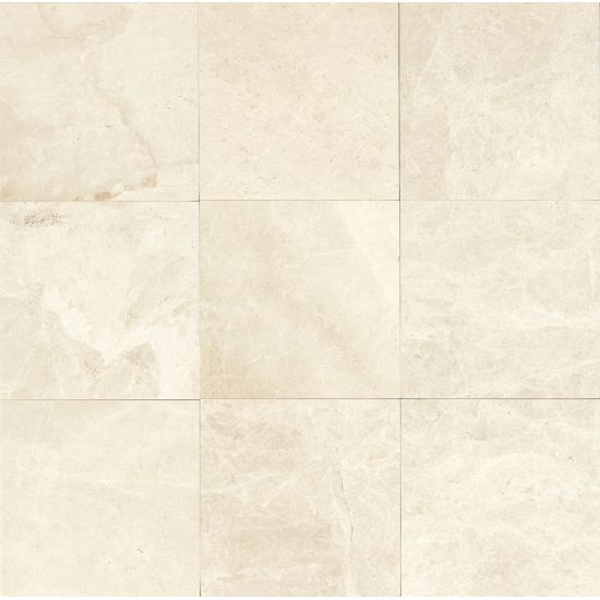 Bedrosians Marble  Caspian Bisque Polished 12x12x3/8