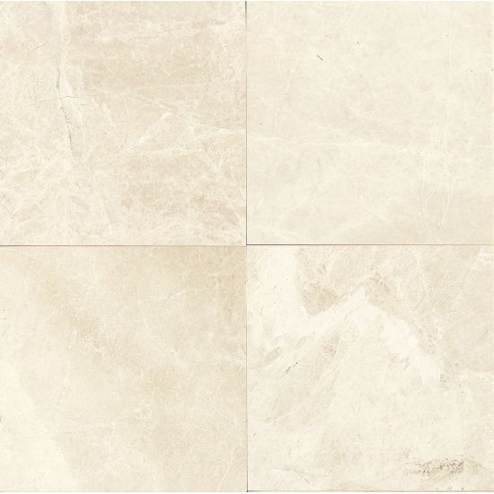 Bedrosians Marble  Caspian Bisque Polished 24x24x1/2