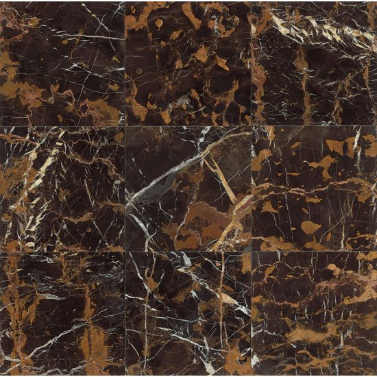 Bedrosians Marble  12x12x3/8 Michelangelo Polished