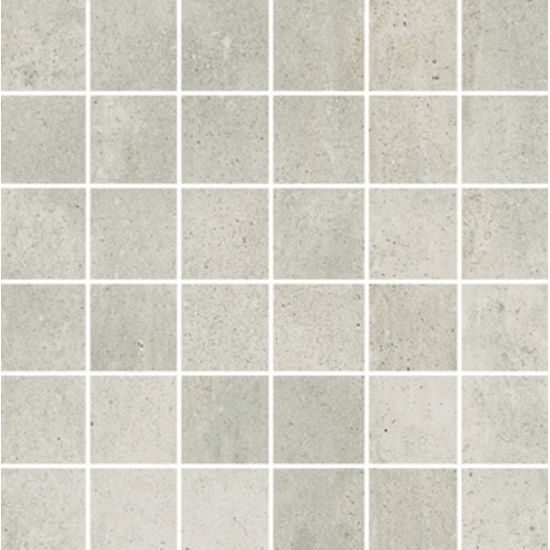 Bedrosians 2x2 Mosaic On 12x12 Sheet Simply Modern Series Creme