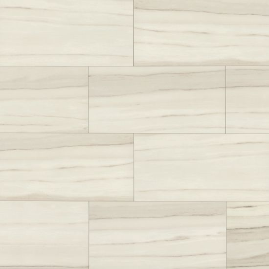 "Bedrosians  Zebrino Series 12"" x 24"" Tile in Michelangelo"