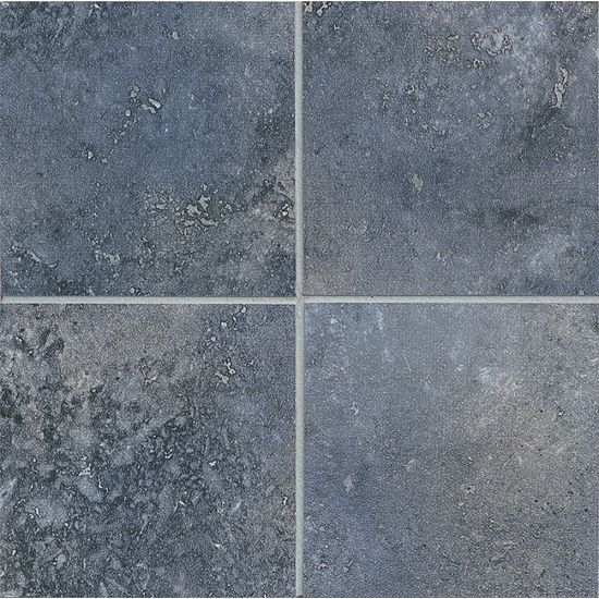 "Bedrosians  Pool Tile Series 6"" x 6"" Tile in Lagoon"