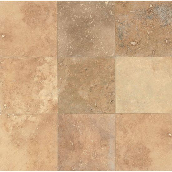 "Bedrosians  Noce Classic Series 18"" x 18"" Tile in Noce Classic"