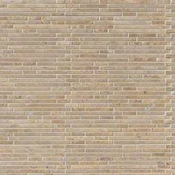 Crema Ivy Bamboo Stone Pattern in 12x12 Mesh