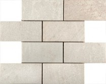 SL586 WHITE QUARTZITE BRICK