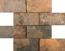 SLATE 578 EARTH BRICK